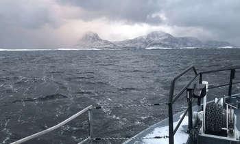 Avslutter søk etter antatt omkommet i Lurøy