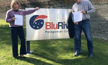 Municipalidad de Río Verde y BluRiver firman convenio de colaboración