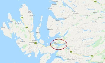 Mowi fatality occurred in Kyle of Lochalsh area