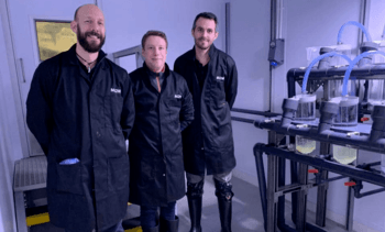 Milestone for Mowi's Welsh wrasse facility