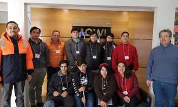 Aysén: Proyecto busca reencantar a los jóvenes con la salmonicultura