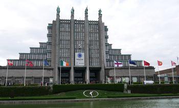 I dag kan Brussel-messen bli koronaavlyst