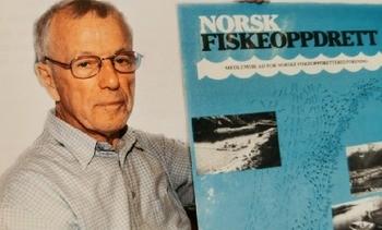 NF-gründer Olav Hanssen er død