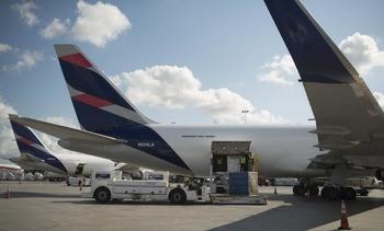 Covid-19: Latam Cargo anuncia vuelos diarios entre Sudamérica y Europa