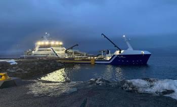 Ludvik styrer verdens første hybride brønnbåt
