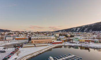 Selsøyvik Havbruk ønsker visningssenter i signalbygg