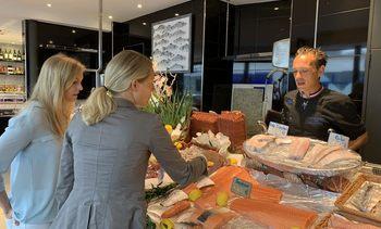 Noruega: Exportaciones de productos del mar caen por primera vez en 18 meses