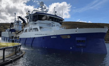 The wellboat that saves time and improves fish health