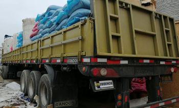 Detienen a banda que robaba alimento para salmones y lo enviaba a Perú