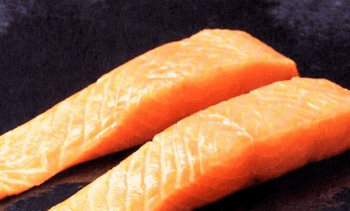 Salmon sales up at M&S as consumers buy bigger