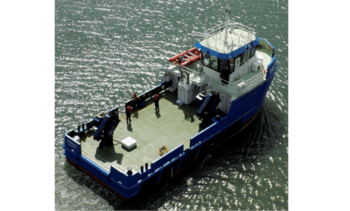 UK-built workboat for tuna farmer