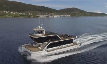 «Bard» overlevert fra Maritime Partner