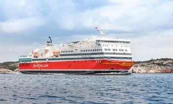 Flagger «Oslofjord» til NOR