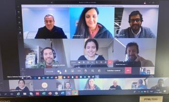 BioMar Chile destaca efectividad de encuentros online