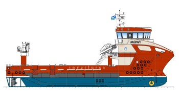 Inverlussa orders its biggest vessel to date for Mowi Thermolicer contract