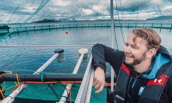 Kvarøy fastens its fish to the blockchain to beat fraud