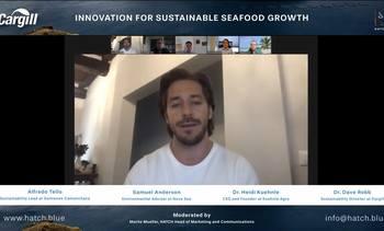 """""""La sustentabilidad en acuicultura está guiada por la innovación"""""""