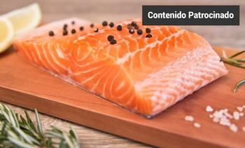 Logrando una coloración óptima del salmón con pigmento natural