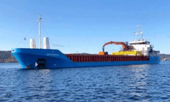 Oppgraderer «Kryssholm»: - Vil bli markedets største fôrbåt