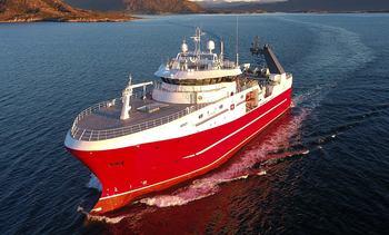 Svakt år for Fosnavaag Shipping