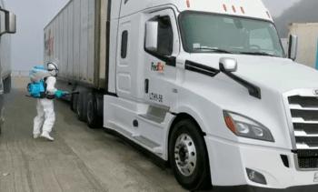 Conductores de camiones de Los Lagos anuncian paro por mejores condiciones laborales