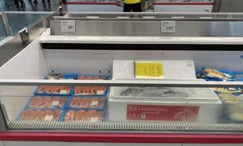 Venta de salmón chileno en China sigue baja pero comienza a ver signos positivos