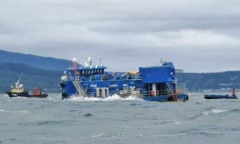 Sernapesca estima en casi 104.000 los salmones escapados de centro Caicura