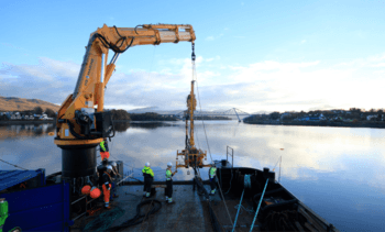 Rock stars get firmer grip on next-gen fish farm anchors