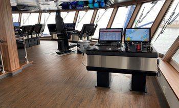 FURUNO navigasjonsløsning på MS RO Vision - Ship of the Year 2020
