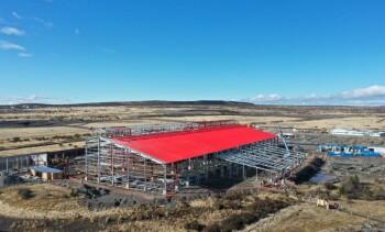 Australis operará una de las plantas más modernas del mundo en Magallanes
