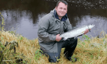 Anglers have caught 30 of Mowi's escaped salmon
