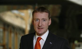 Former Lib Dem leader Tavish is new SSPO boss
