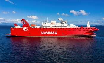 El innovador ferry de Navimag que apoyará a la salmonicultura de Magallanes