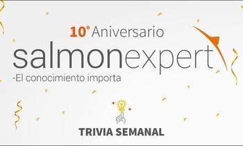 Participa en la tercera trivia Salmonexpert