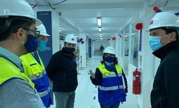 Dirección del Trabajo verifica medidas de seguridad en planta de Multiexport Foods
