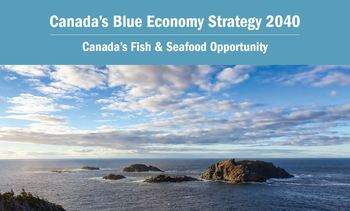 Canadian seafood industry's blueprint for a blue economy