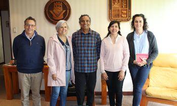 Dr. Sunil Kadri nombrado Profesor Adjunto Honorario en Universidad Austral de Chile