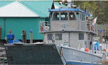 Ex-military vessel drafted into Mowi ranks in Canada