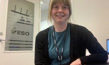 Hun er ny forsøksleder på VESO Vikan