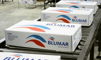Blumar shares reach No.2 in Chile stock exchange chart