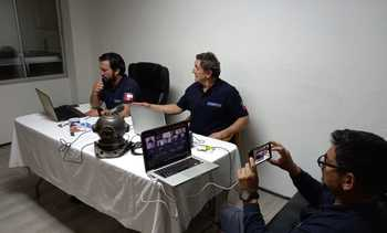 Multiexport Foods entrega becas de capacitación a supervisores de buceo