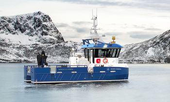Valgte hybridbåt: - Vi ønsker å gi elevene opplæring på topp moderne utstyr