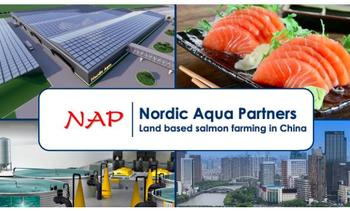 Nutreco among investors in China salmon RAS project