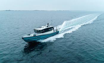 Nytt fartøy levert til Aqua Kompetanse AS