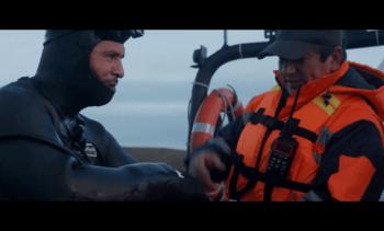 GAA estrena cortometraje: La mirada de un buzo a la salmonicultura en Magallanes