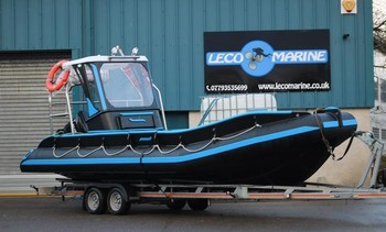 New workboats launched by aquaculture services firm