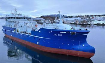 Flåten øker for DESS Aquaculture Shipping