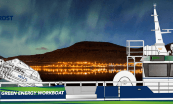 Bakkafrost orders an all-electric workboat