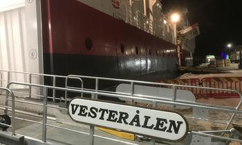Ukens Skipsbesøk: MS «Vesterålen»