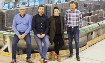 Skal produsere Egget for Hauge Aqua
